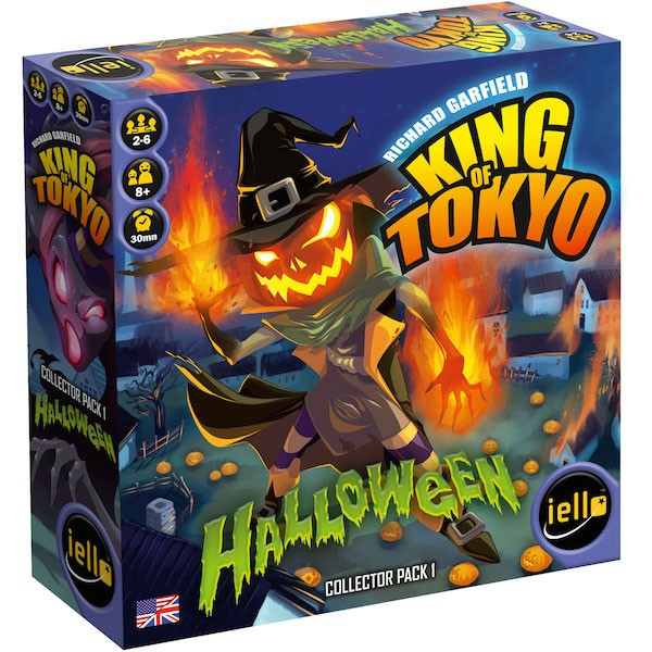 King of Tokyo - Halloween (Englisch)