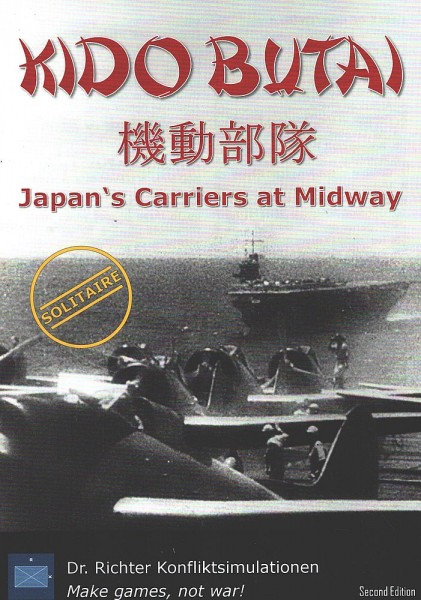 Kido Butai - Japan´s Carriers at Midway 1942, 2nd Edition
