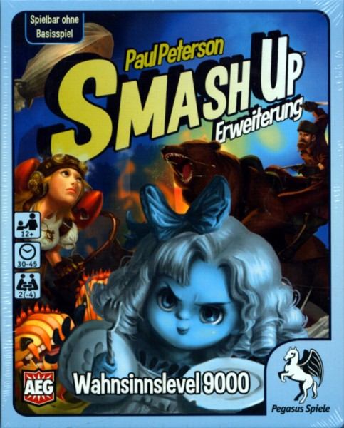 Smash Up - Wahnsinnslevel 9000