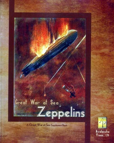 Great War at Sea - Zeppelins