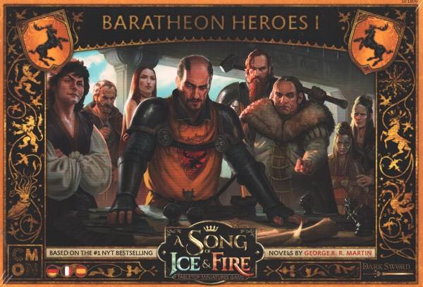 A Song of Ice & Fire: Baratheon Heroes I / Helden von Haus Baratheon I