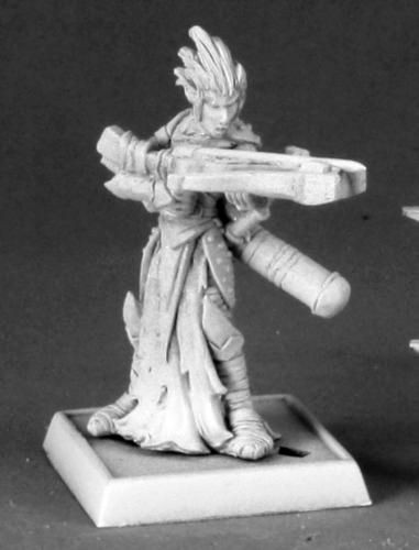 Dark Elf Crossbowman