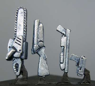 Zombie-hunter weapons B