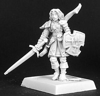 Acacia, Crusader Sergeant