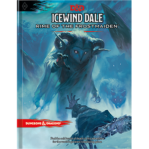 D&D Icewind Dale: Rime of the Frostmaiden (HC)
