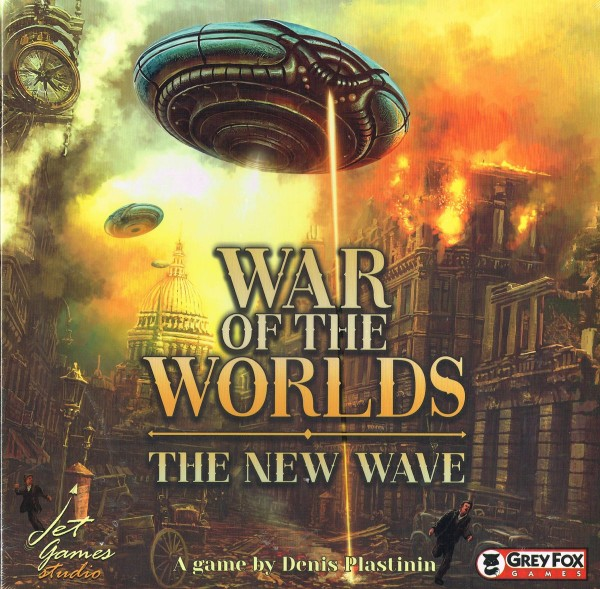 War of the Worlds - The New Wave
