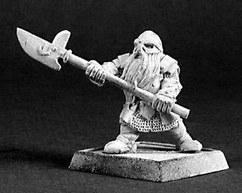 Dwarf Hellebardier