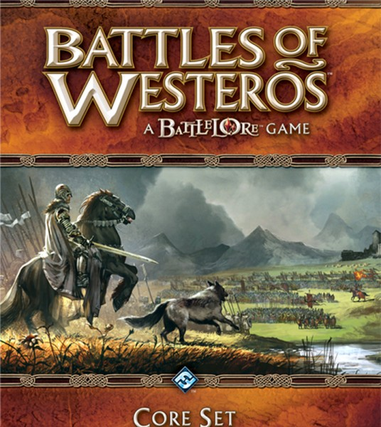 Battlelore: Battles of Westeros Boardgame