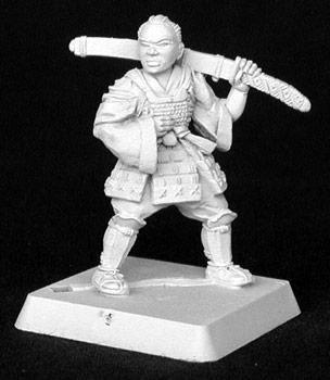 Wolf Clan Warrior