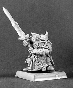 Logrim Battlefury, Captain