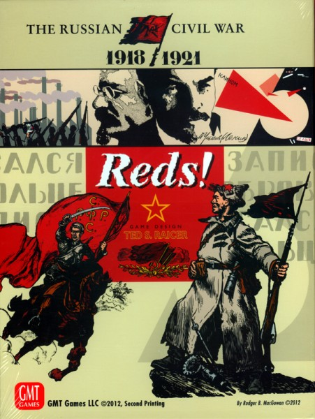 Reds! - The Russian Civil War 1918-1921