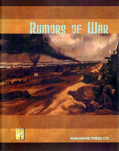 Avalanche Press: 3rd Reich: Rumors of War