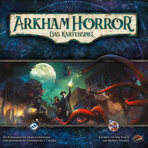 Arkham Horror LCG: Grundspiel