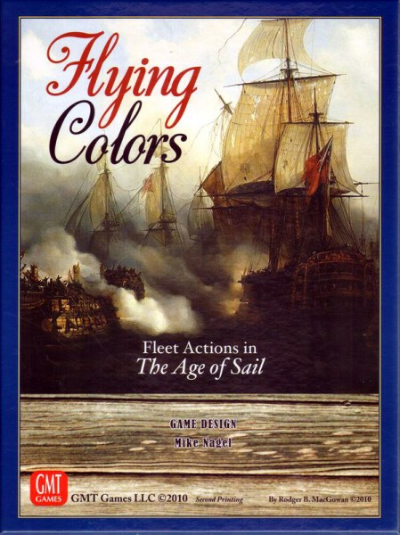 Flying Colors - Fleet Action in the Age of Sail