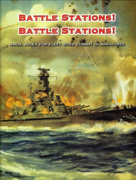 Decision Games:Battle Stations!