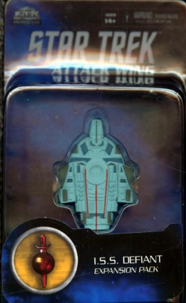 Star Trek Attack Wing: I.S.S. Defiant Mirror Universe