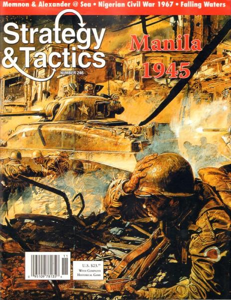 Strategy & Tactics# 246 - Manila 1945