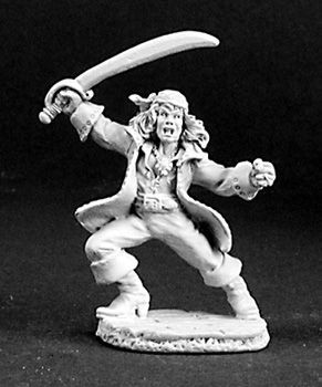 Eric Swiftblade, Pirate