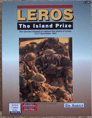 The Gamers:Leros