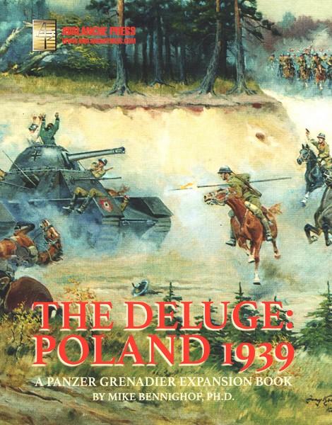 Panzer Grenadier: The Deluge - Poland 1939