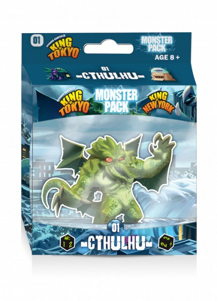 King of Tokyo - Monster Pack Cthulhu