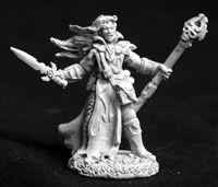 Shadarn Dark Elf Sorcerer