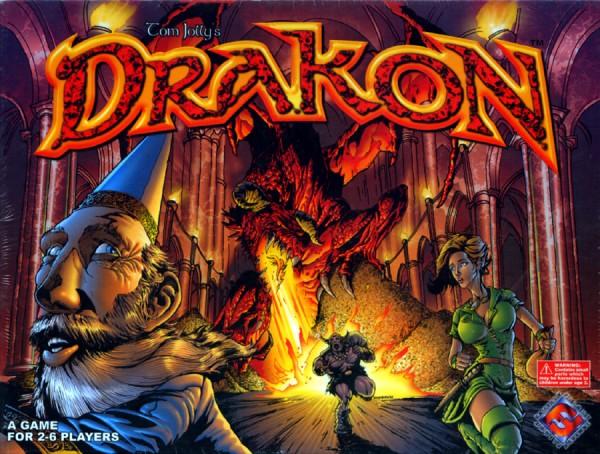 Drakon 1st Edition & Expansion Set