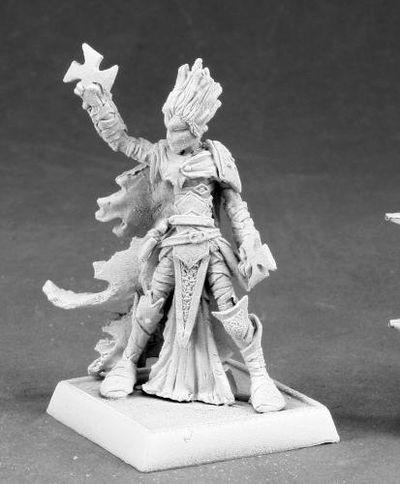 Erdolliel Saerwen, Dark Elf Glaive Thrower