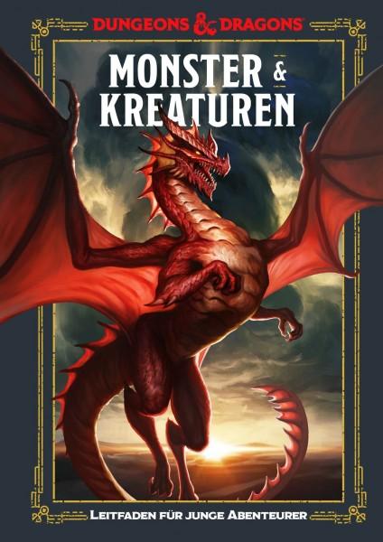 D&D: Monster & Kreaturen - Leitfaden für junge Abenteurer
