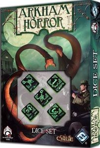 Arkham Horror - Diceset (5)