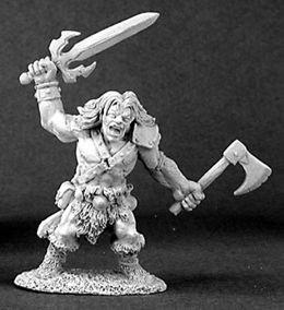 Conwyn, Barbarian