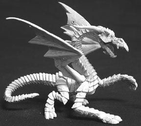 Forest Dragon Abyzarran