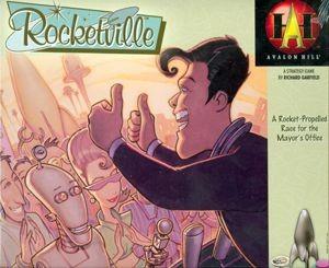Hasbro: Rocketville