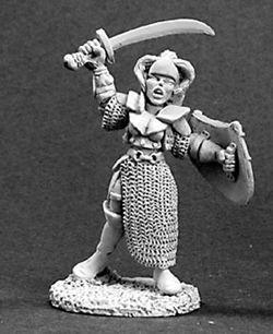 Nilinh, Female Elf