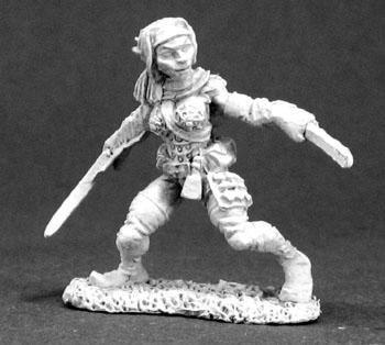 Dynis, Female Thief