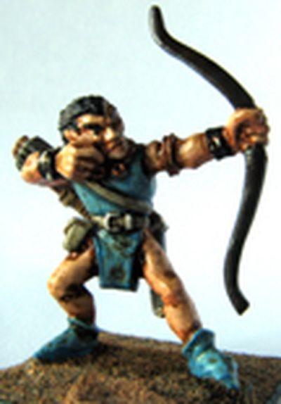 Wood Elf Archer 2