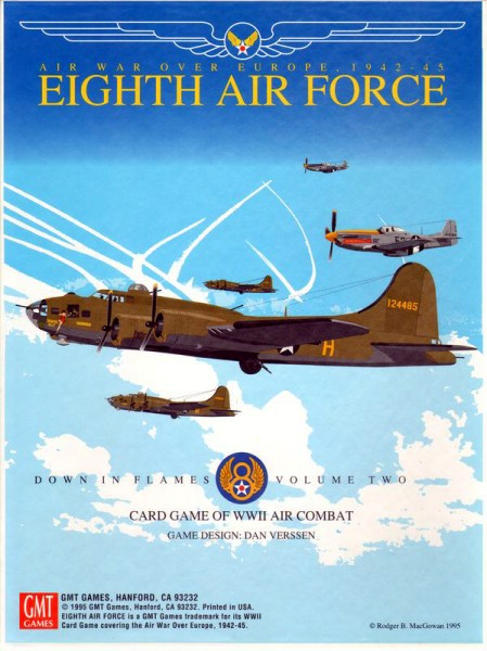 Down in Flames - Eighth Air Force Vol. 2