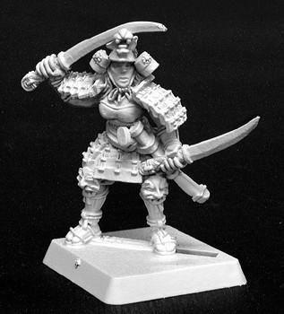 Lions Pride Samurai