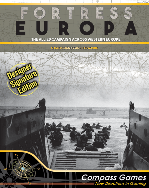 Fortress Europa - The Allied Campaign Across Western Europe