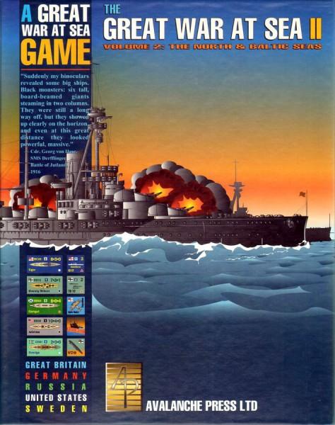 Great War at Sea - Vol. 2 The North & Baltic Seas