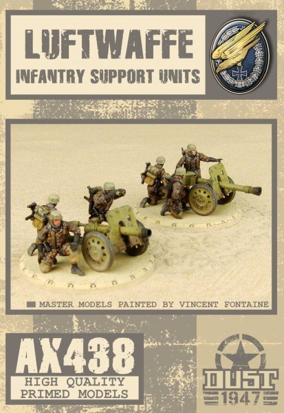 Axis: Luftwaffe Infantry Support Units