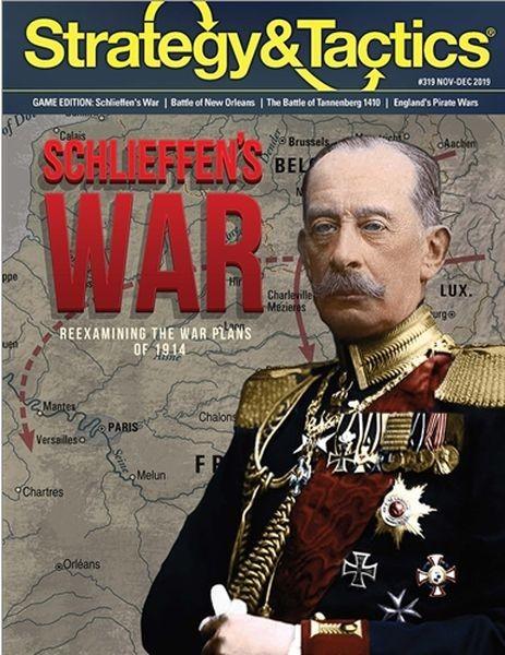 Strategy & Tactics # 319 - Schlieffens War